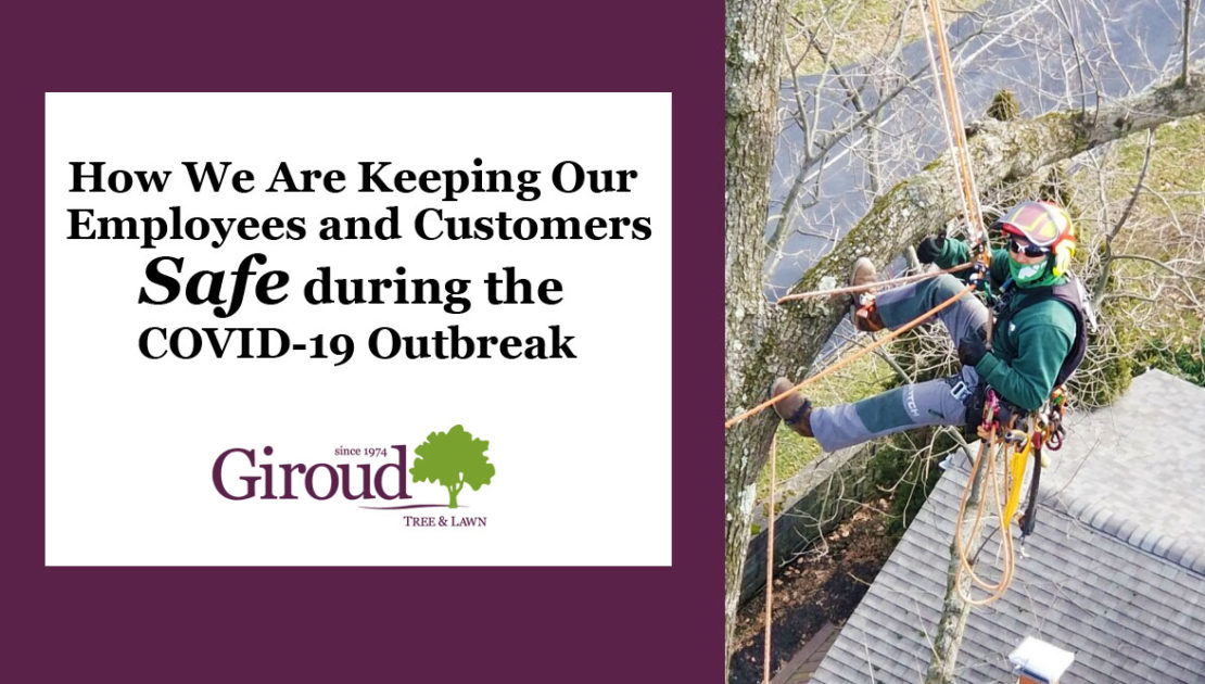 How we are keeping our employees and customers save during covid-19